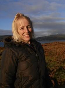 Charlotte Johnston Acupunturist in Totnes